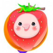 手绘西红柿图片