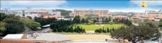 中华大学全景图片
