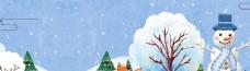 雪房子图片