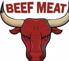 牛头标志2图片