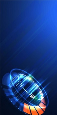 光线轮子图片