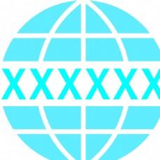 地球轮廓logo图片