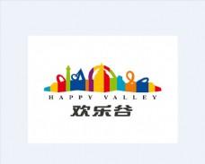 欢乐谷标志图片