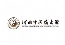 河南中医药大学标志图片