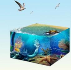 海洋生态环保图片