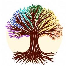 树手绘树图片