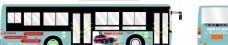10米公交车广告图片