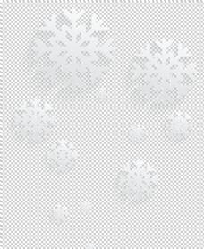 雪花素材图片