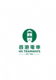 香港电车logo标志图片