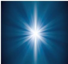 放射光线矢量图片