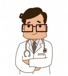 醫生卡通圖圖片