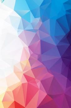 几何拼接图形背景图片