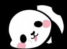 卡通熊貓圖片
