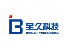 宝久科技标志logo图片