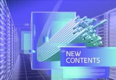现代动感科技海报图片