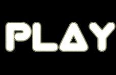 Play文字艺术字设计图片