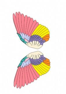 飞翔的翅膀图片
