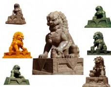 铜狮子图片