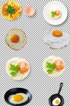 早餐煎蛋图片