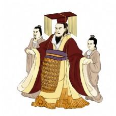 古代帝王图片