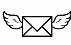 邮件图标图片