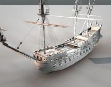船帆船木船小船大船战图片