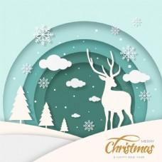 圣诞节素材图片