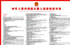 中华人民共和国公职人员政务处分图片
