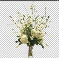 透明底花艺绿植摆件桌花图片