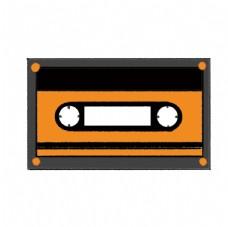 音乐带子图片