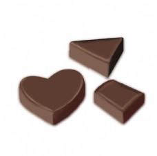 巧克力元素图片