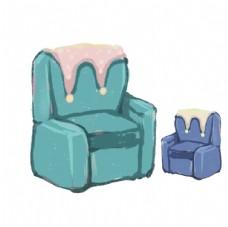 沙发椅子图片