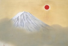 日本富士山图片