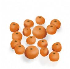 橘子元素图片
