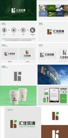环境品牌提案图片