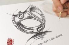戒指设计概念图图片
