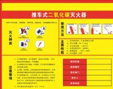 消防灭火灭火器使用手提式图片