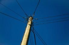 电网铁塔图片