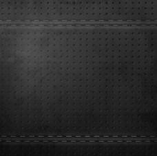 黑色皮革纹理图片