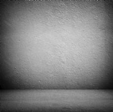 黑色立体背景图图片