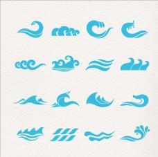 水花水滴图标图片