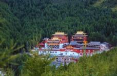 中国特色建筑物摄影图片