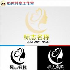 少女logo圖片