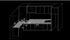 开放式橱柜设计图片