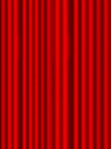 国庆节建军节红色幕布背景图片