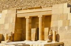 埃及金字塔獅身人面像圖片