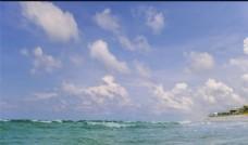 藍天白云圖片