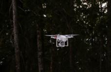 四旋翼无人机图片