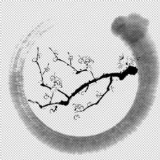 水墨中国风元素图片