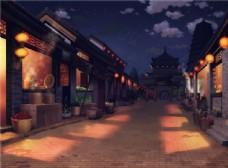 日系動漫背景圖片